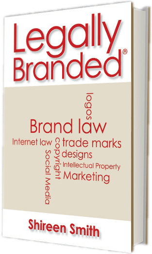 Image of the Legally Branded book