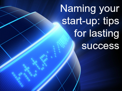 Naming your start-up