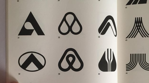 Choosing A Logo Airbnb S Controversial Trademark Choice