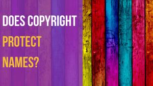copyright names