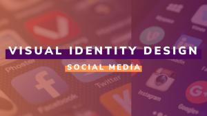 visual identity social media