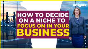 Decide on a niche business