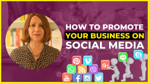 Promoting Business Social Media