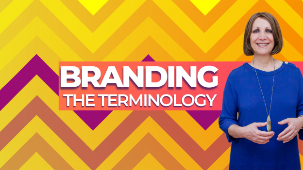 branding the terminology