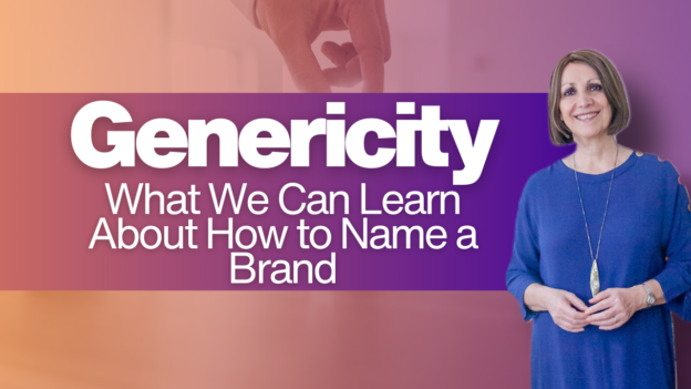 Genericity - brand name