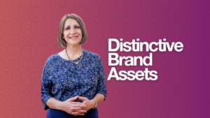 Distinctive Brand Assets