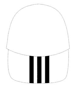 Head gear adidas